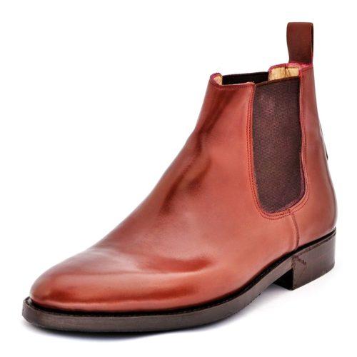 Fabula Bespoke Shoes - Magasszárú Chelsea modell