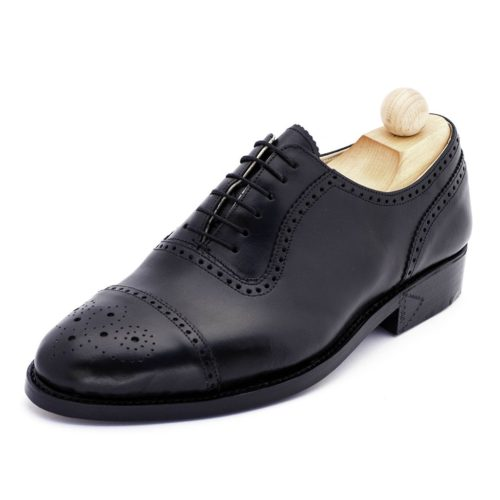 Fabula Bespoke Shoes - Oxford Manchester modell
