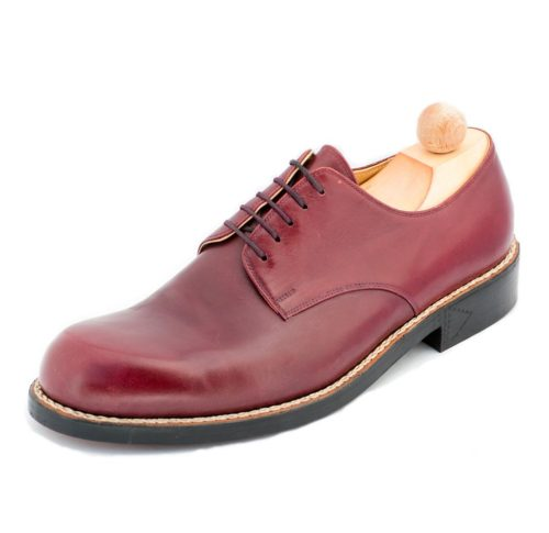 Fabula Bespoke Shoes - Derby Boston modell