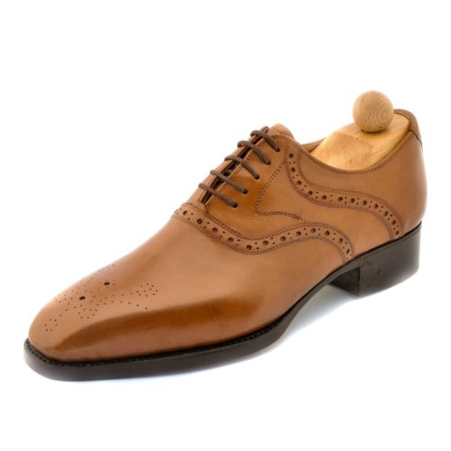 Fabula Bespoke Shoes - Oxford Dover modell
