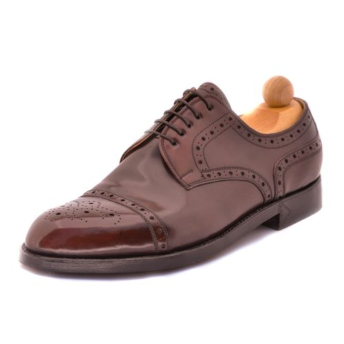 Fabula Bespoke Shoes - Derby Vienna modell