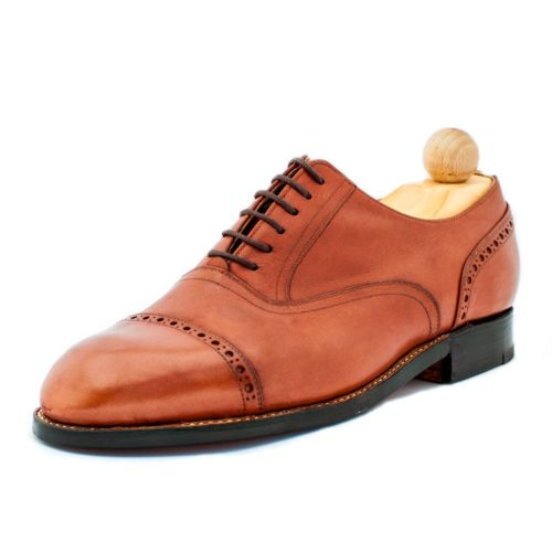 Fabula Bespoke Shoes - Oxford Padova modell