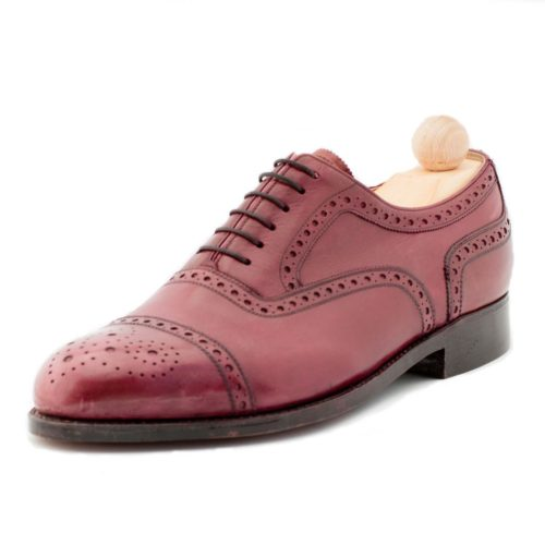 Fabula Bespoke Shoes - Oxford Winston modell