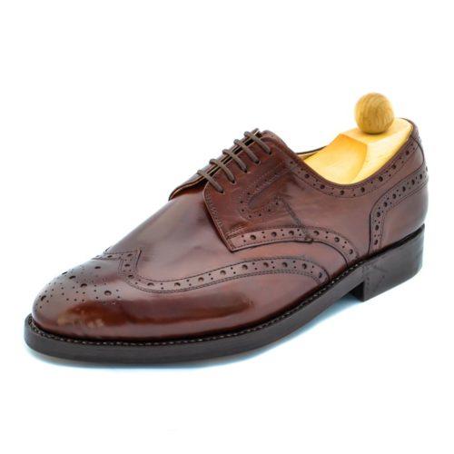 Fabula Bespoke Shoes - Derby Budapest modell