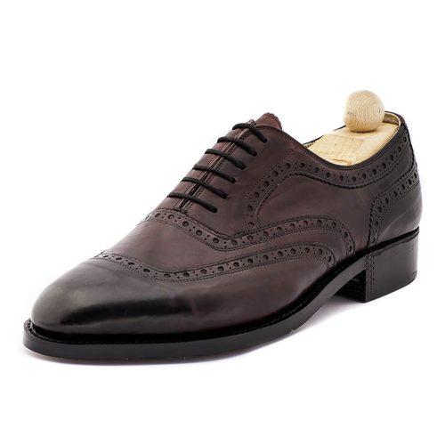 Fabula Bespoke Shoes - Oxford U kaplis modell